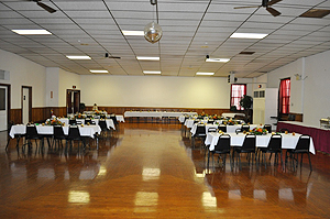 Banquet Hall West End Fire Co
